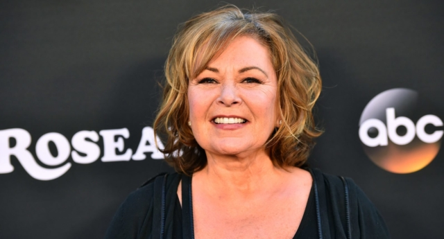 Trump Congratulates Roseanne Barr After Rebooted Show's Debut