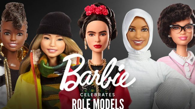 And Bindi Irwin says she's 'honoured' to have been included in the exclusive 17-doll Barbie collection released this week.