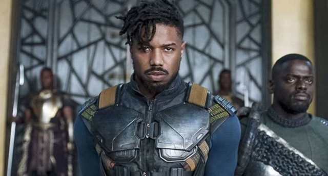 Black Panther star Michael B Jordan vows to adopt inclusion riders