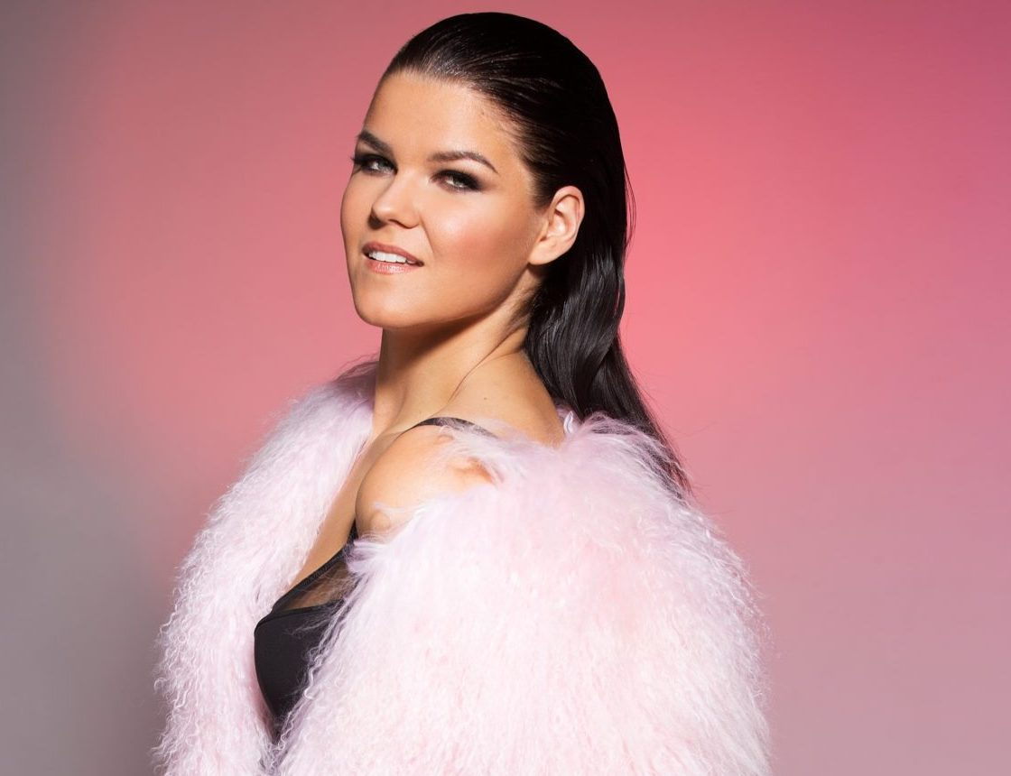 Saara Aalto says she could be a judge on X Factor UK (supplied)
