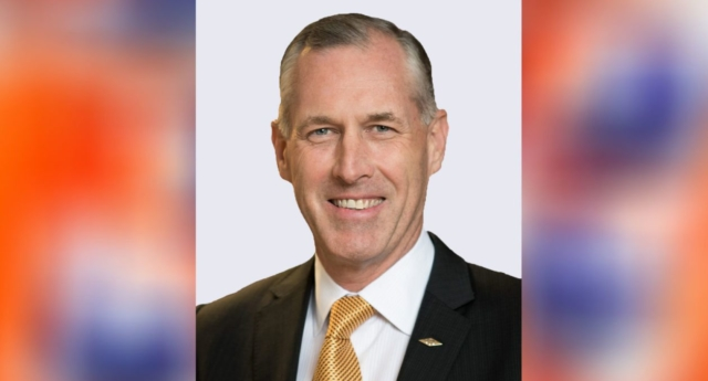 Dow CEO Jim Fitterling