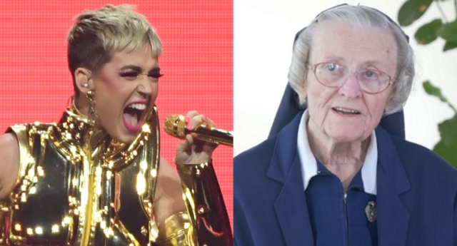 A Nun Involved in Katy Perry's Lawsuit Dies in Court