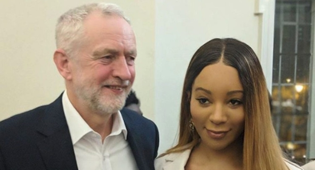 Labour's LGBT+ adviser Munroe Bergdorf resigns after controversial tweets