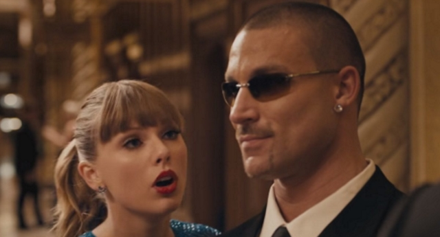Taylor Swift totally lets loose, and nobody's looking, in new 'Delicate' video
