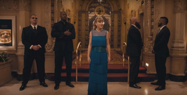 Taylor Swift's 'Delicate' Music Video Accused Of Copying Kenzo World Ad