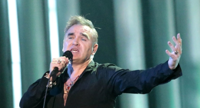 Morrissey (DANIEL SANNUM LAUTEN/AFP/Getty Images)