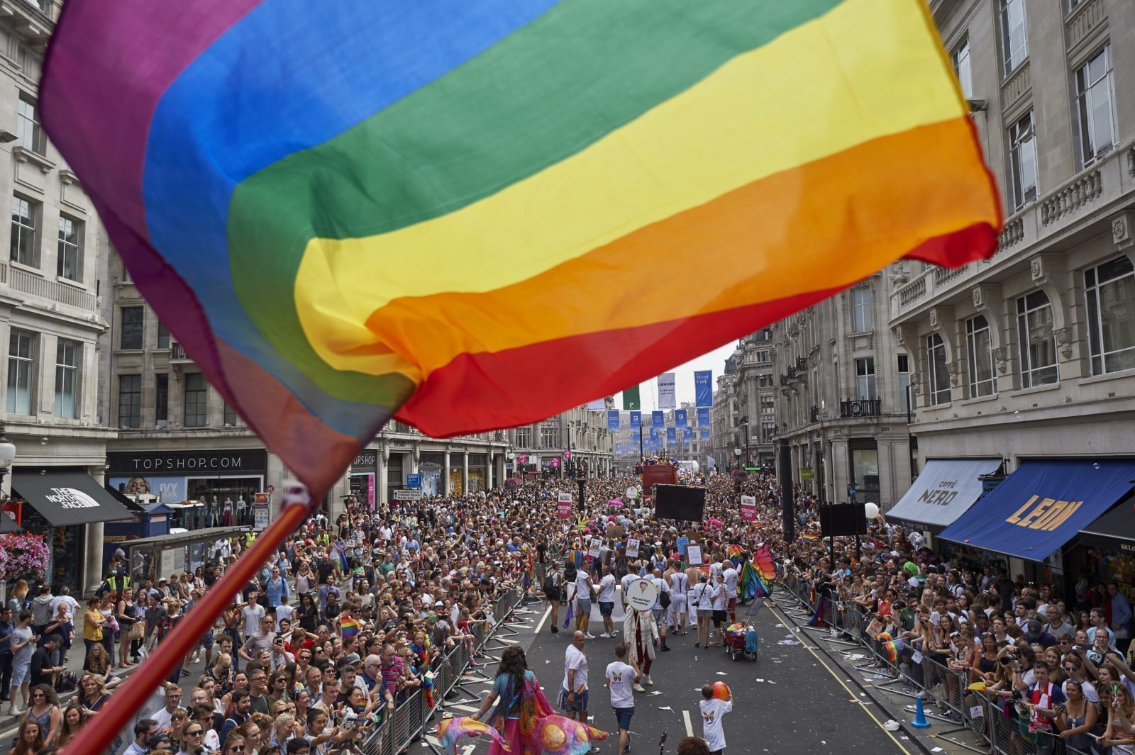 b855a7730053 Pride organisers slam Stonewall in damning new report – and demand an  apology
