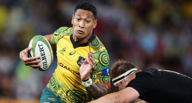 Gay people destined for hell, says Folau