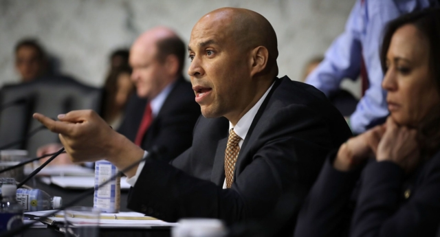 Booker's Remarks to Pompeo Illustrate Growing Anti-Christian Bias in America