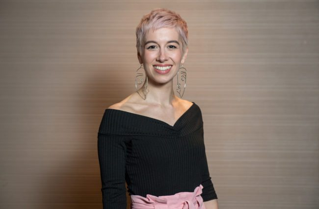 Hope And Change In Great Britain >> Eurovision's SuRie reveals the inspiration behind UK entry Storm: 'The crap doesn't last forever ...