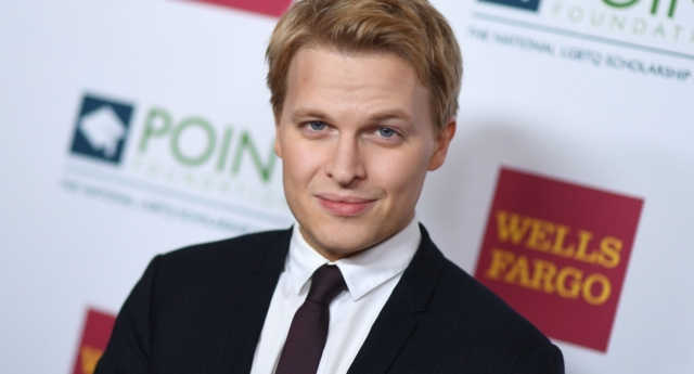 Ronan Farrow (Photo by ANGELA WEISS/AFP/Getty Images)