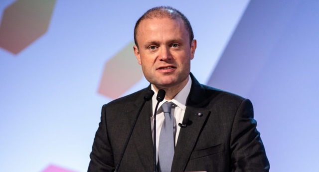Prime Minister of Malta Joseph Muscat (Jack Taylor/Getty Images)
