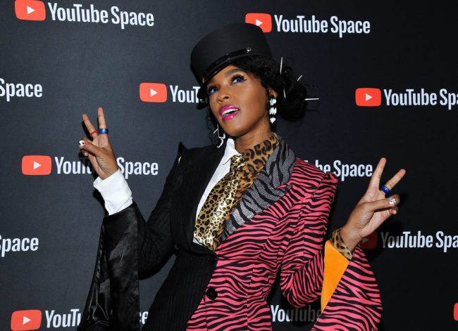 "LOS ANGELES, CA - APRIL 27: Janelle Monae attends the special screening presented by YouTube of ""Dirty Computer: An Emotion Picture by Janelle Monae"" at YouTube Space LA on April 27, 2018 in Los Angeles, California. (Photo by John Sciulli/Getty Images for YouTube)"