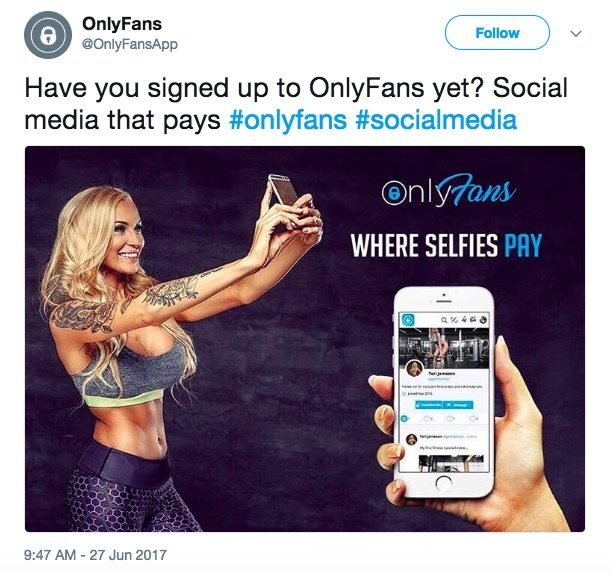 What Is Onlyfans The Porn Page That Has The World Hooked