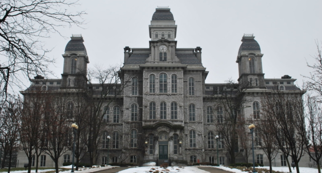 Syracuse suspends frat over 'extremely racist' video
