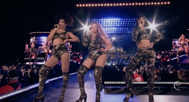 Destiny's Child Reunites with Beyonce at Coachella