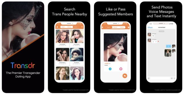 Transdr 1 Transgender Dating on the App Store