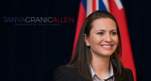 Controversial candidate Tanya Granic Allen dropped from Ont. Tory roster