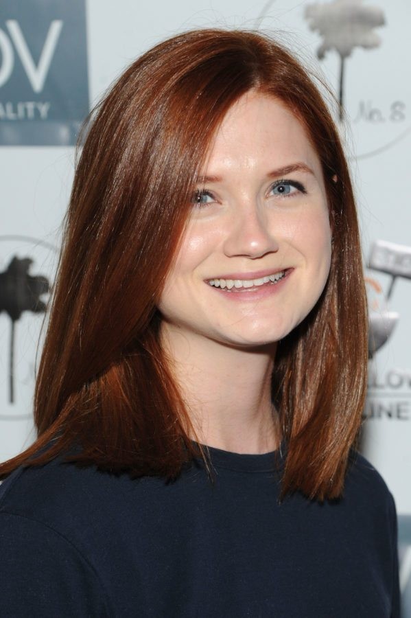 NEW YORK, NY - APRIL 16:  Actress Bonnie Wright attends the Global Poverty Project and LDV Hospitality special event kicking off the 2014 Live Below the Line campaign to inspire action to end extreme poverty by 2030 on April 16, 2014 in New York City.  (Photo by Jamie McCarthy/Getty Images for the Global Poverty Project)
