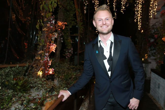 WEST HOLLYWOOD, CA - FEBRUARY 07: Bobby Berk attends Netflix's Queer Eye premiere screening and after party on February 7, 2018 in West Hollywood, California. (Photo by Rich Fury/Getty Images for Netflix)