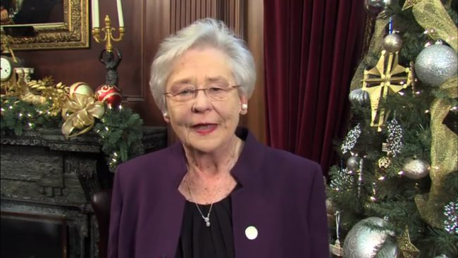 Alabama Governor Kay Ivey Denies Being Closeted Lesbian