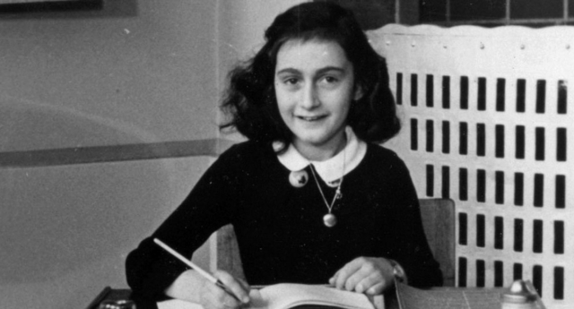 Anne Frank's Hidden Diary Pages: Risque Jokes And Sex Education