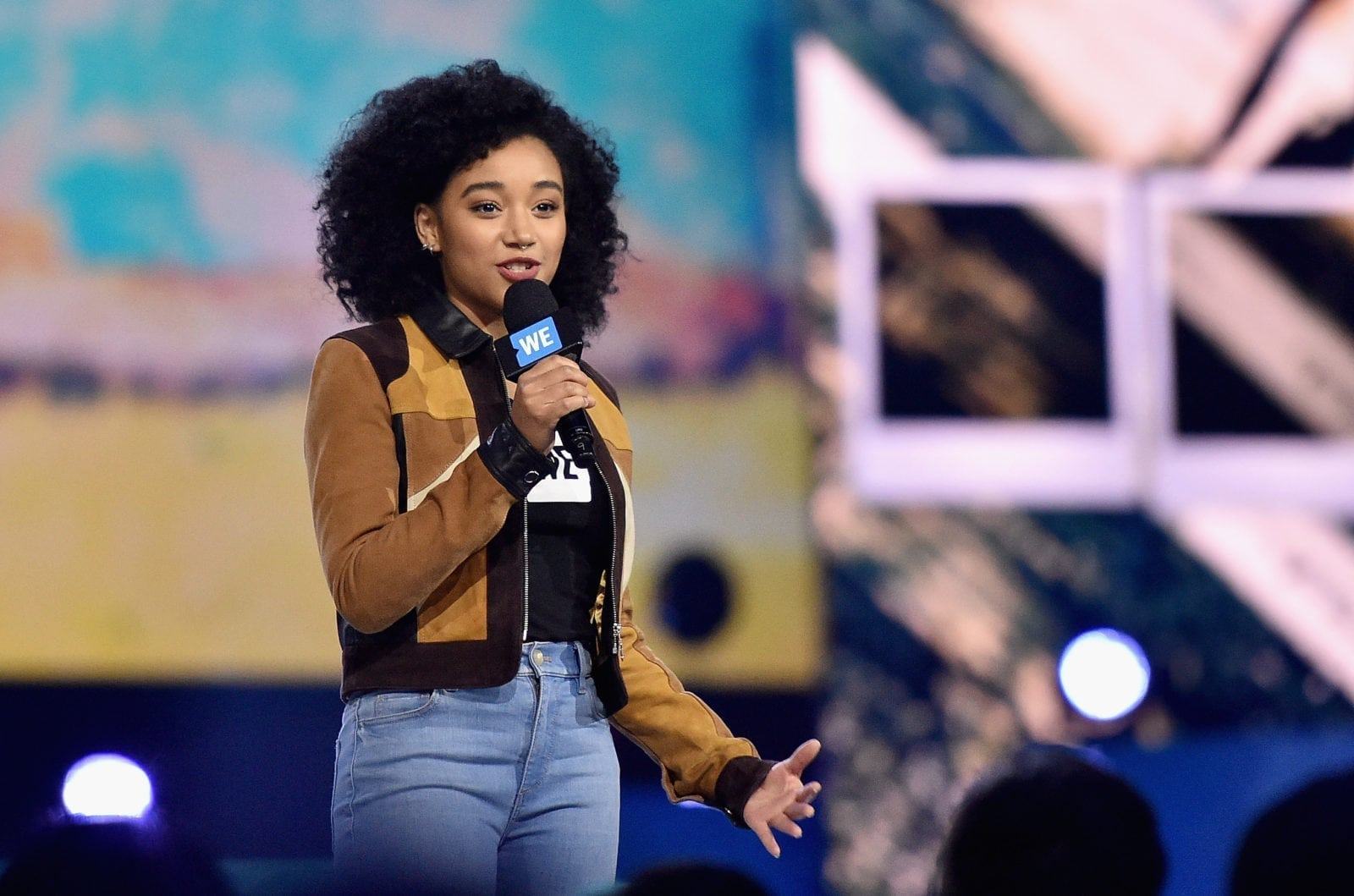 Hunger Games star Amandla Stenberg comes out as gay