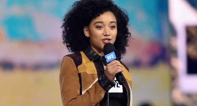 Hunger Games actress Amandla Stenberg comes out as gay