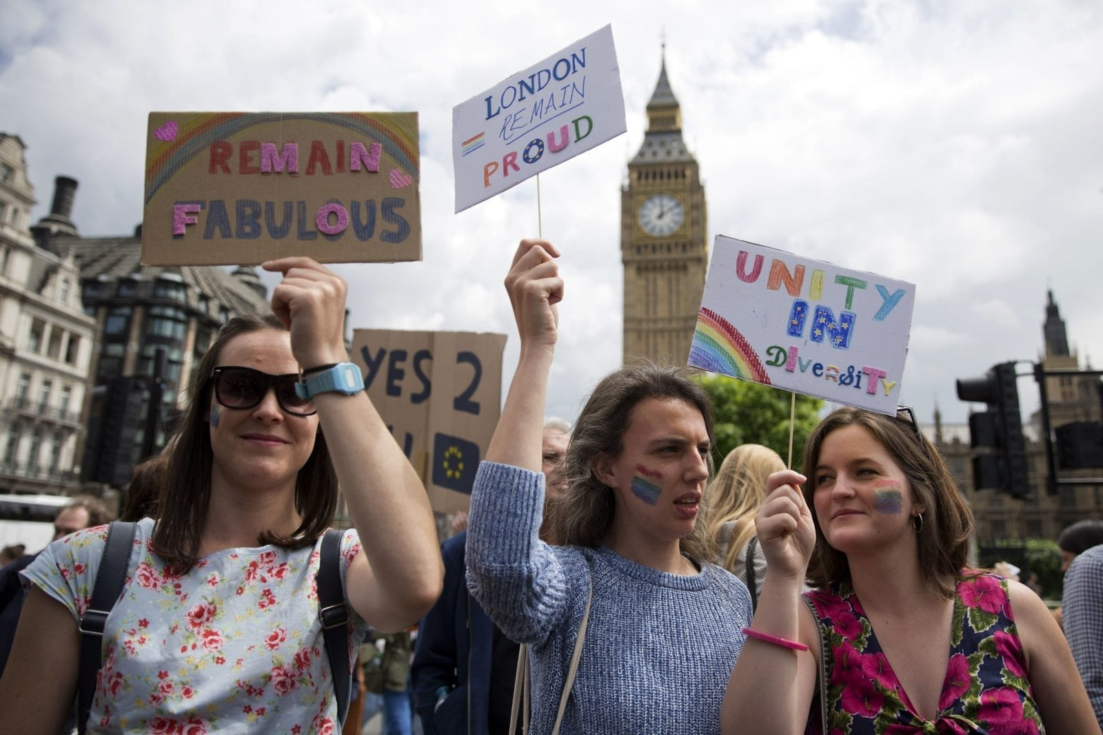 Remain voters far more supportive of same-sex marriage in Northern Ireland  than Leavers