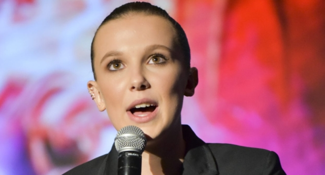 Millie Bobby Brown Deletes Her Twitter After Becoming A 'Homophobic Meme'