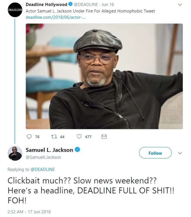That Racist Meme Of Samuel L Jackson And Magic Johnson In Italy