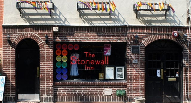 The Stonewall Inn in New York City (Creative Commons)