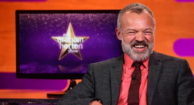 Graham Norton has revealed why he deleted his Tinder account. (BBC)