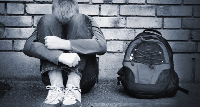 71 per cent of LGBT youth polled said it had led to depression
