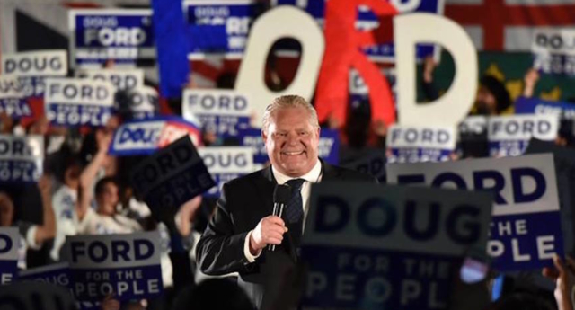 Wynne hopes Ford gives Liberals party status