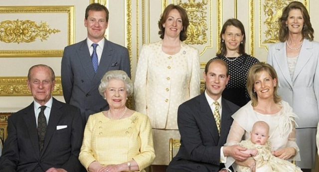 British royal family to hold its first homosexual 'wedding'