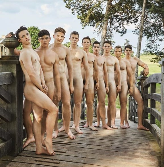 The banned Warwick Rowers pictures that Instagram didn't want you to see (NSFW)