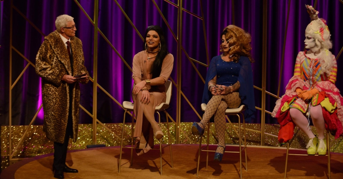 Fans praise 'fabulous' drag queens' debut on Blind Date, saying they 'should be a weekly thing'