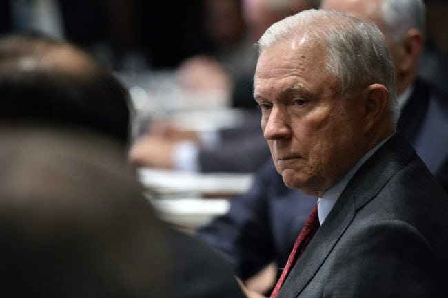 Jeff Sessions Announces New Religious Liberty Task Force