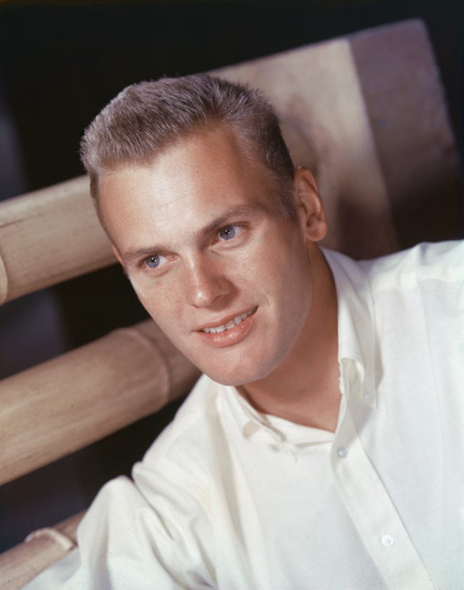 Why There's So Much Love For 'Gawjuss Gay Icon' Tab Hunter