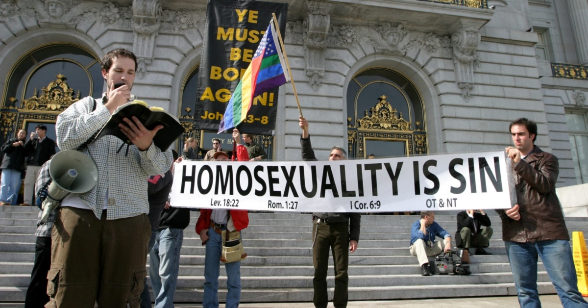 Bible might have originally permitted gay sex, leading scholar reveals
