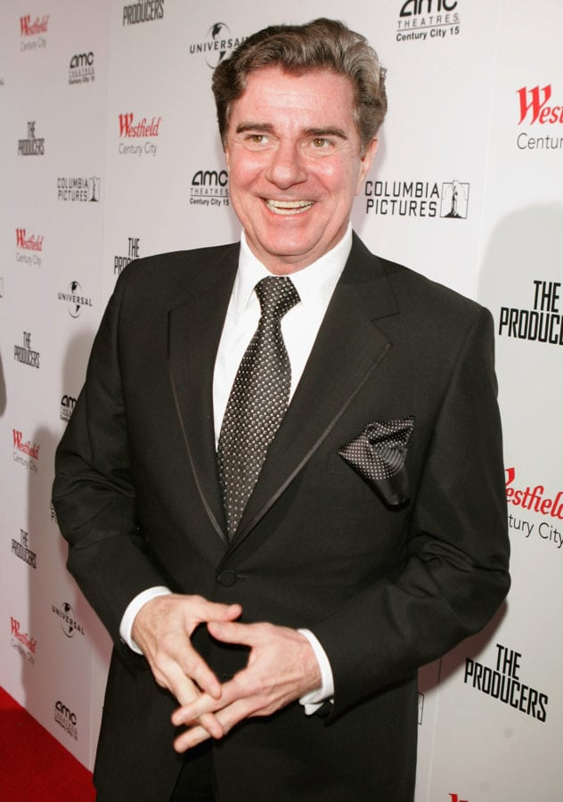 The Producers actor Gary Beach, who died in 2018