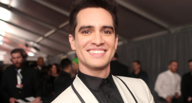 Singer-songwriter Brendon Urie (Christopher Polk/Getty for NARAS)