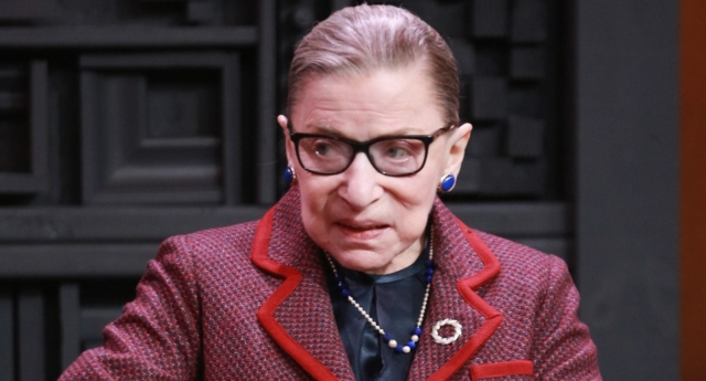 Ruth Bader Ginsburg hopes for five more years on the Supreme Court
