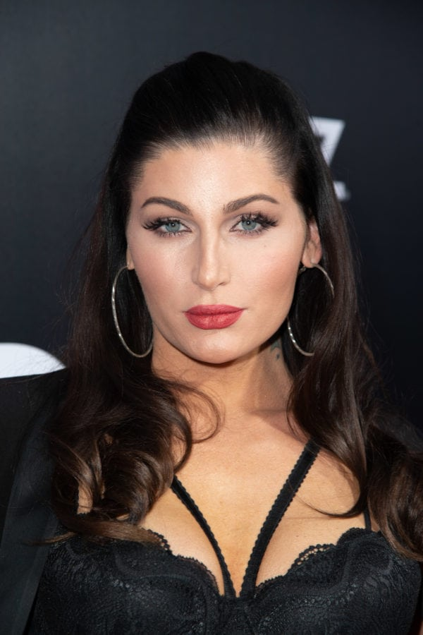 "LOS ANGELES, CA - MAY 01:  Trace Lysette attends Starz ""Vida"" Premiere at Regal LA Live Stadium 14 on May 1, 2018 in Los Angeles, California.  (Photo by Earl Gibson III/Getty Images)"