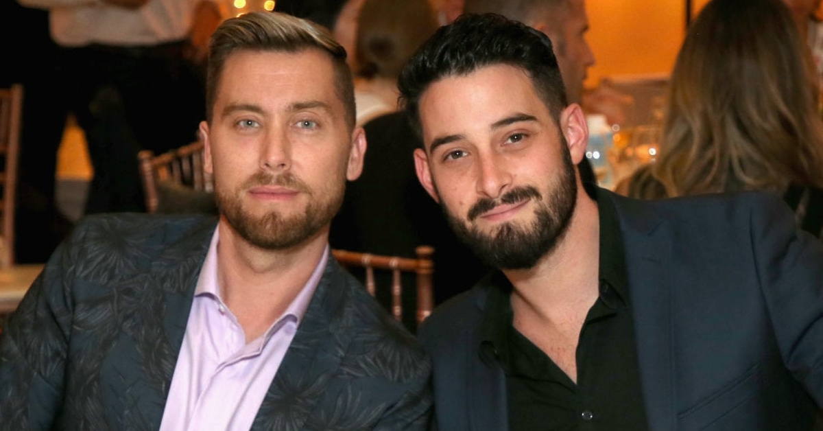 """Lance Bass on why Pride is essential under Trump """"I was told being gay was just really wrong"""""""