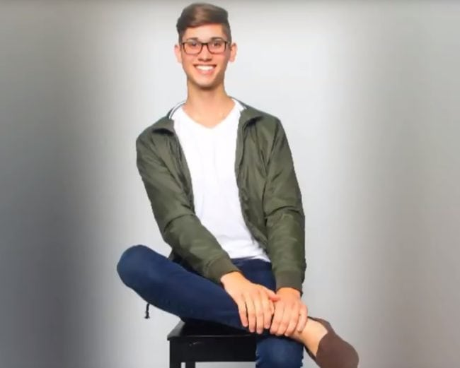 People raised thousands to send this homeless gay teen to