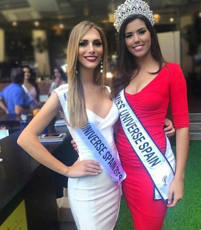 Miss espana homosexual marriage
