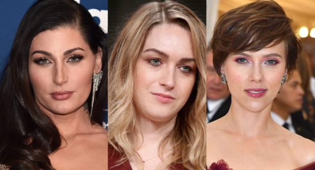 Trace Lysette and Jamie Clayton have criticised Scarlett Johansson (Frederick M. Brown/Getty, Alberto E. Rodriguez/Getty and ANGELA WEISS/AFP/Getty)