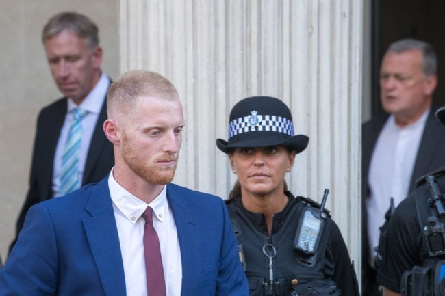 Everything I did was under self defence: Ben Stokes